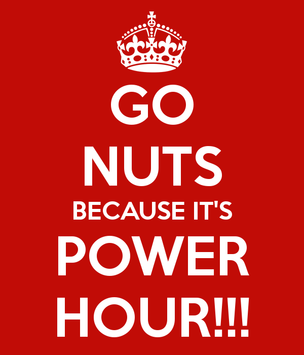 Image result for power hour pics